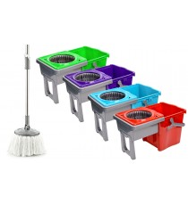 Spin mop obrotowy kpl. UP-631
