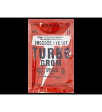 Drożdże gorzelnicze TURBO GROM 72h Browin 120g