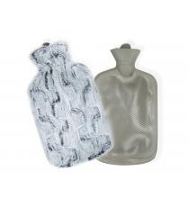 TERMOFOR gumowy z POKROWIEC 2L sweterek FUTERKO B