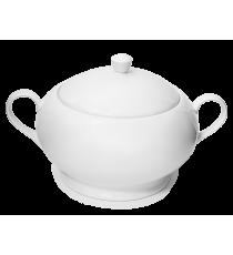 Waza stołowa do zupy ceramiczna naczynie 3,2L