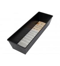 Blacha forma KEKSÓWKA do pieczenia 35x11,5 Czarna