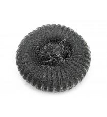 Czyścik druciak spiralny z rączką uchwytem zmywak