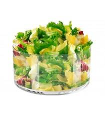 Salaterka szklana na sałatkę KROSNO Glamour 24cm