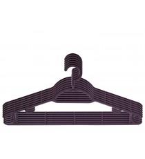 Wieszak plastikowy na ubrania wieszaki 42cm 6szt