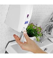 Dozownik do mydła płynu szamponu ścienny pojemnik