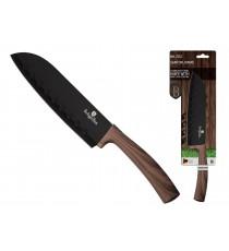 Nóż japoński santoku 31cm BH-2312 Berlinger Haus Ebony Rosewood collecion