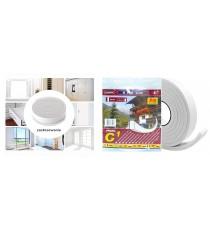 Uszczelka do drzwi okien gąbkowa PROFIL G1 5M