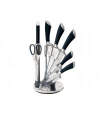 Komplet noży 8el noże w bloku BH-2042 Berlinger Haus Infinity Line