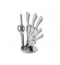 Komplet noży 8el noże w bloku BH-2041 Berlinger Haus Infinity Line